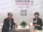 福建國領藥業董事長張總接受醫藥零距離國藥會專訪